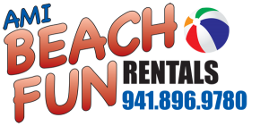 AMI Beach Fun Rentals Logo