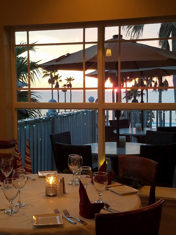 romantic dinner on bradenton beach- bridge street bistro